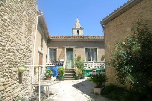 Ventes achat vente maison de village avec jardin cabrieres for Achat maison luberon