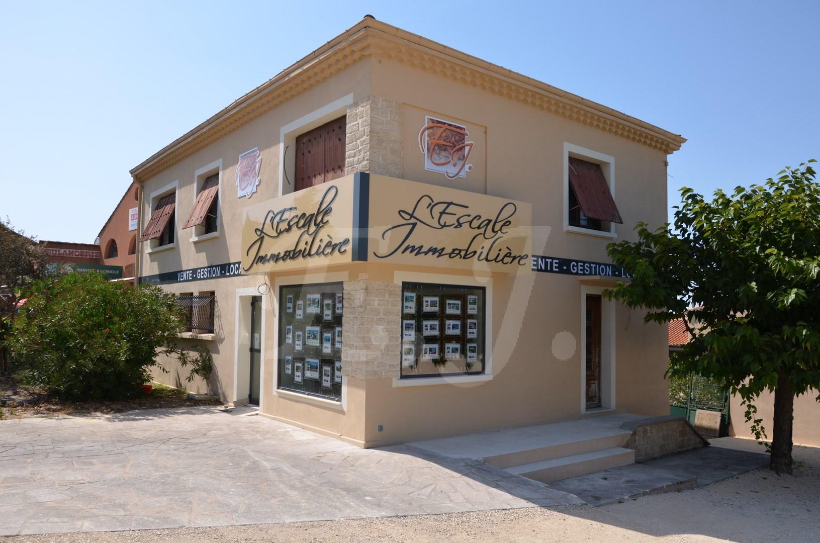 Agence L'Escale Immobilière - 749 Avenue Aristide Briand - 84440 ROBION