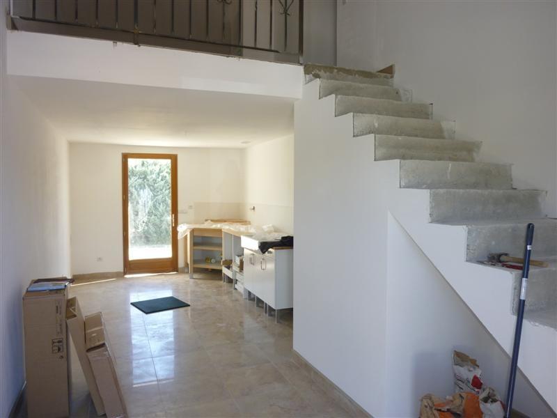 Locations maison neuve 2 chambres et ext rieur a louer a cabrieres d 39 avignon petit jardin a - Maison 2 chambres a louer ...