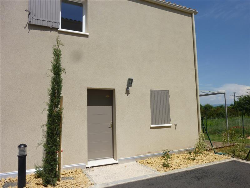 Terrain maison neuve maison neuve 4p construire modle for Maison neuve avec terrain