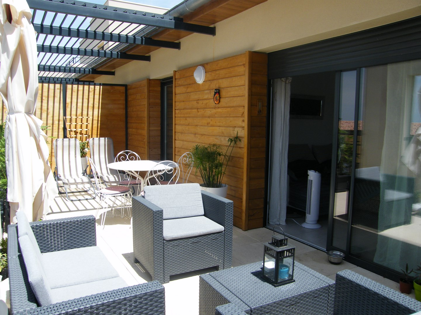 Ventes appartement t2 bbc f2 bbc robion r sidence for Vente appartement avec terrasse