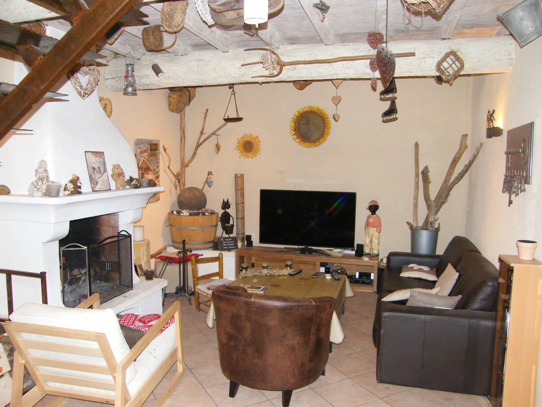 Ventes maison de village t5 f5 gordes garage cour ferm e for Achat maison gordes