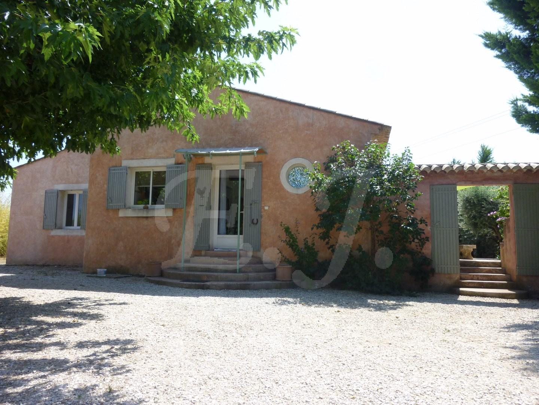 Maison moderne sans vis-à-vis à vendre Vaucluse - L\'Escale Immobilière