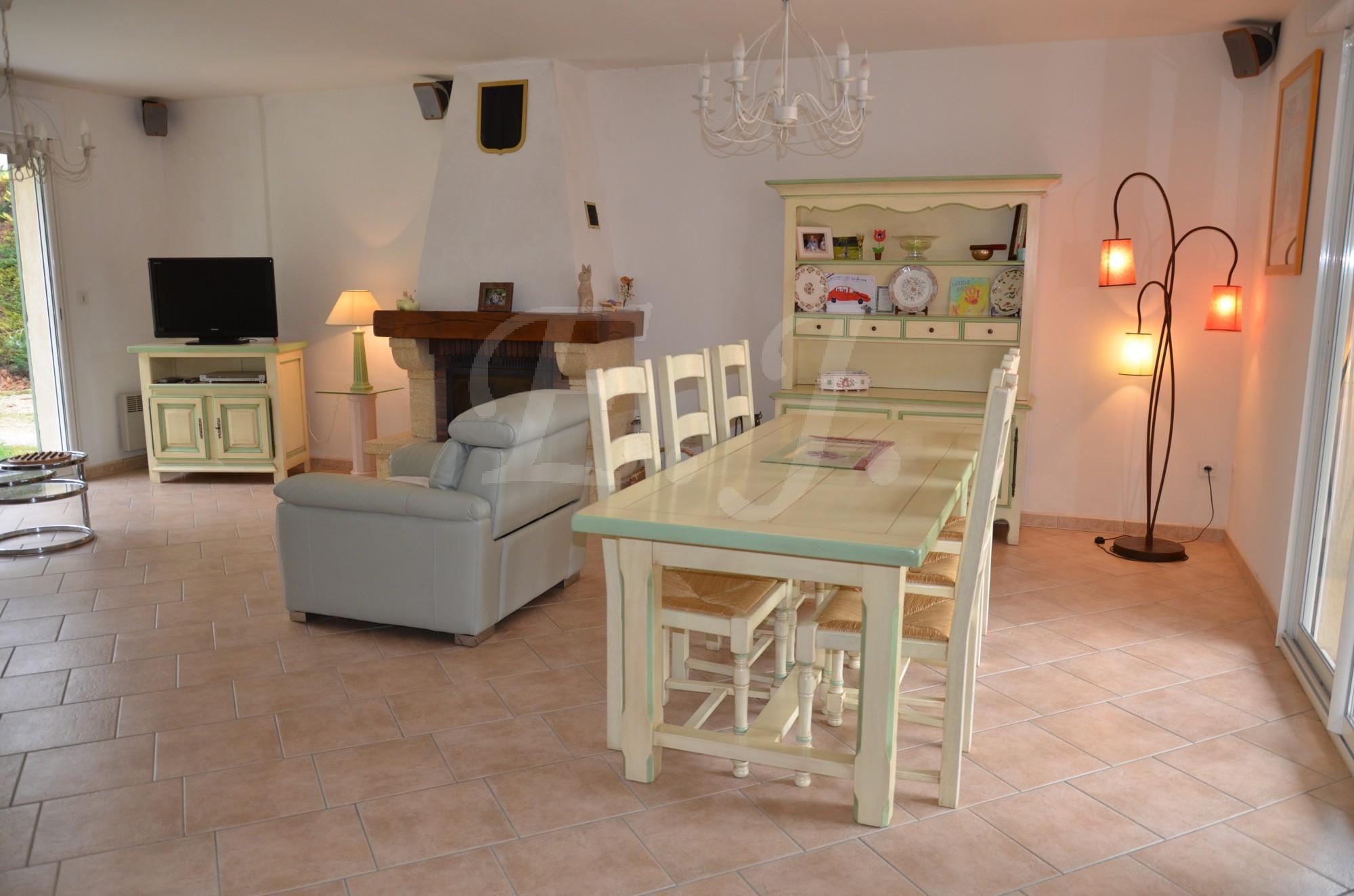Ventes Villa T6 F6 CHEVAL BLANC en campagne avec studio salon d ...