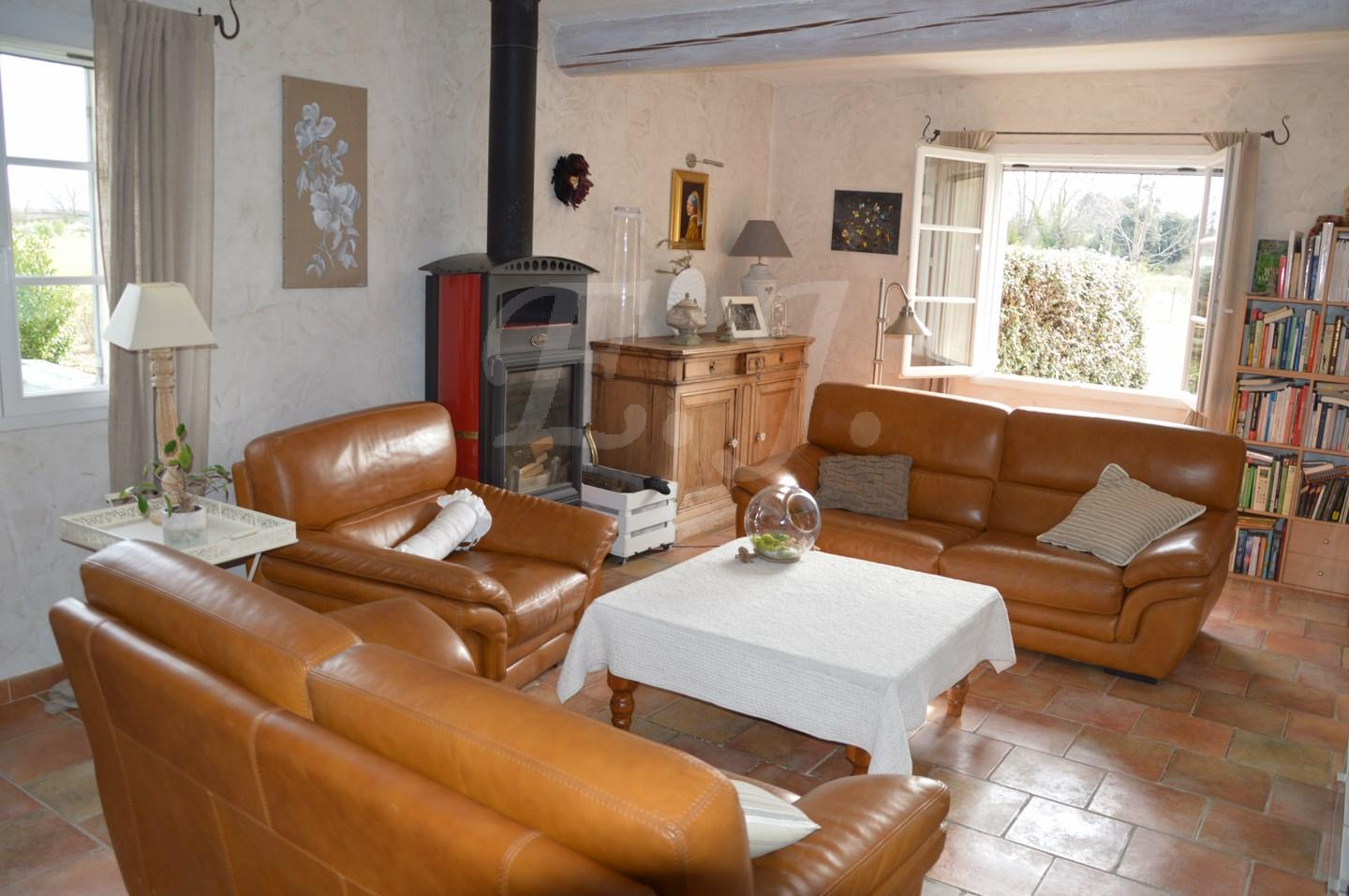 Immobilier robion 84