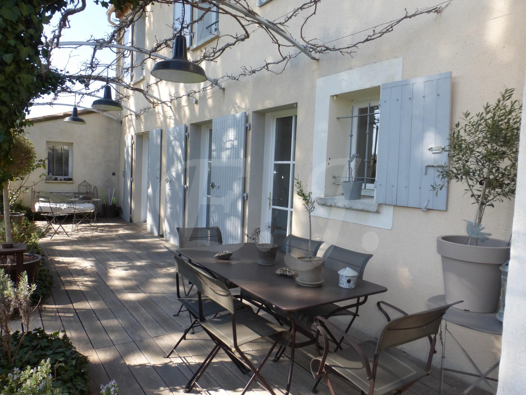 achat villa avec jardin et piscine vaucluse 84