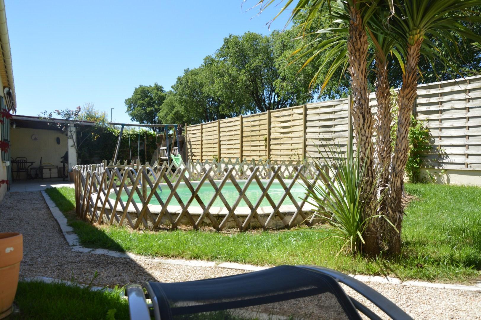 Vente Maison  T4 Cavaillon Avec jardin piscine 3 chambres et sans travaux