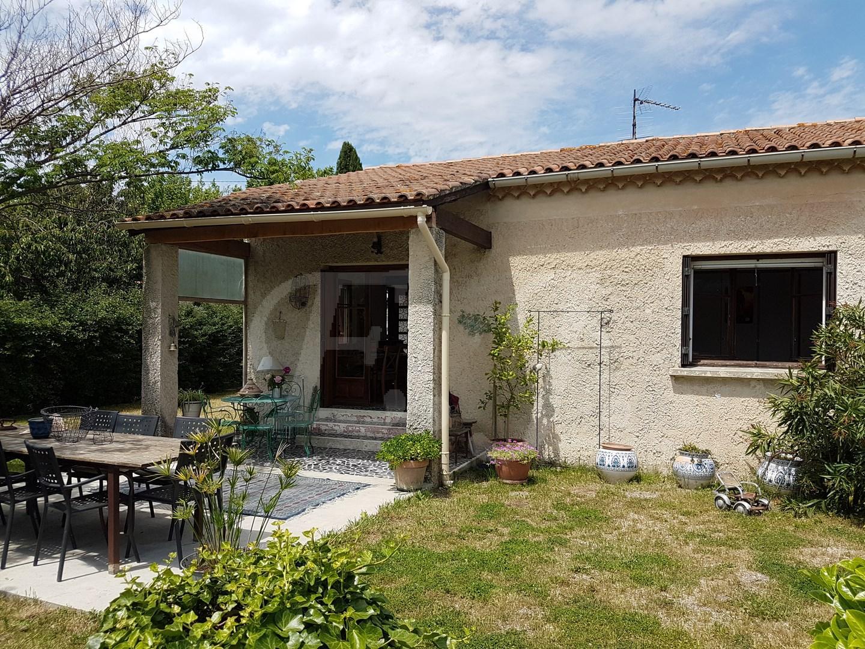 Ventes Maison T3 F3 Cheval Blanc De Plain Pied Avec Garage