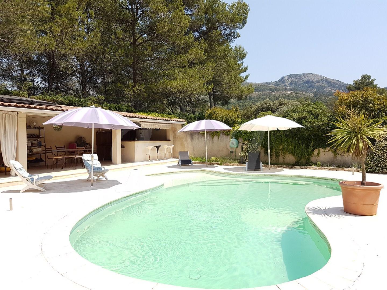 Vente Maison  T7 CAVAILLON en campagne avec piscine et possibilité de deux logements