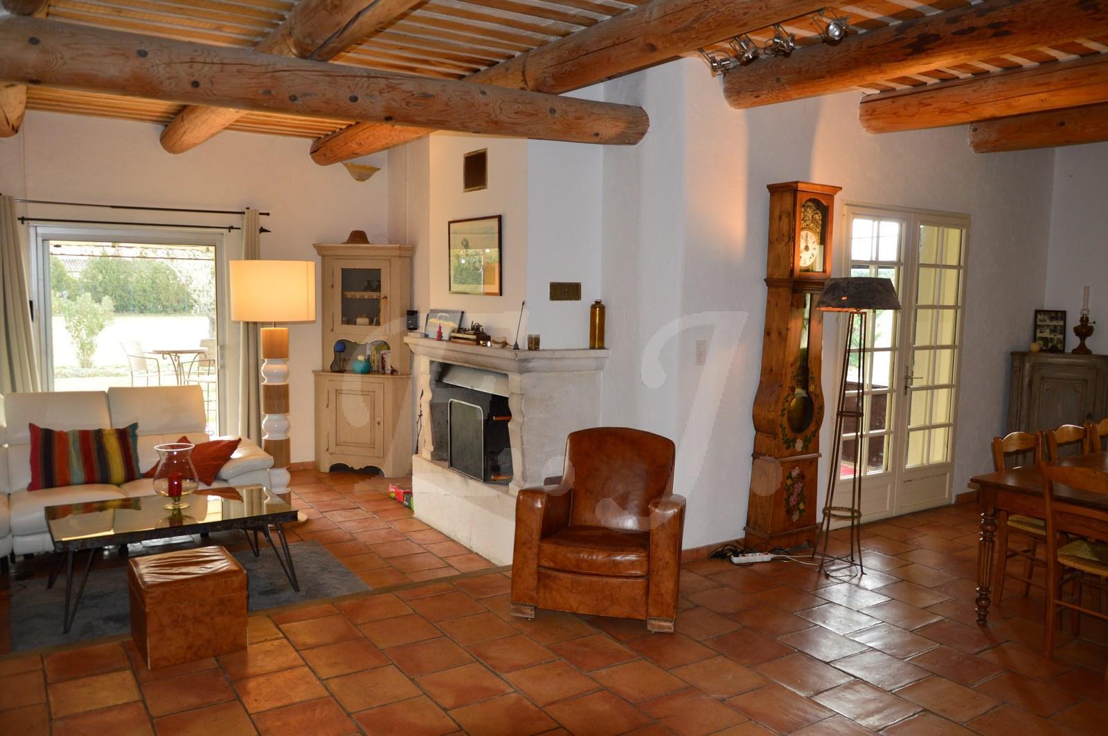 Maison avec charme et cachet à vendre dans le Luberon