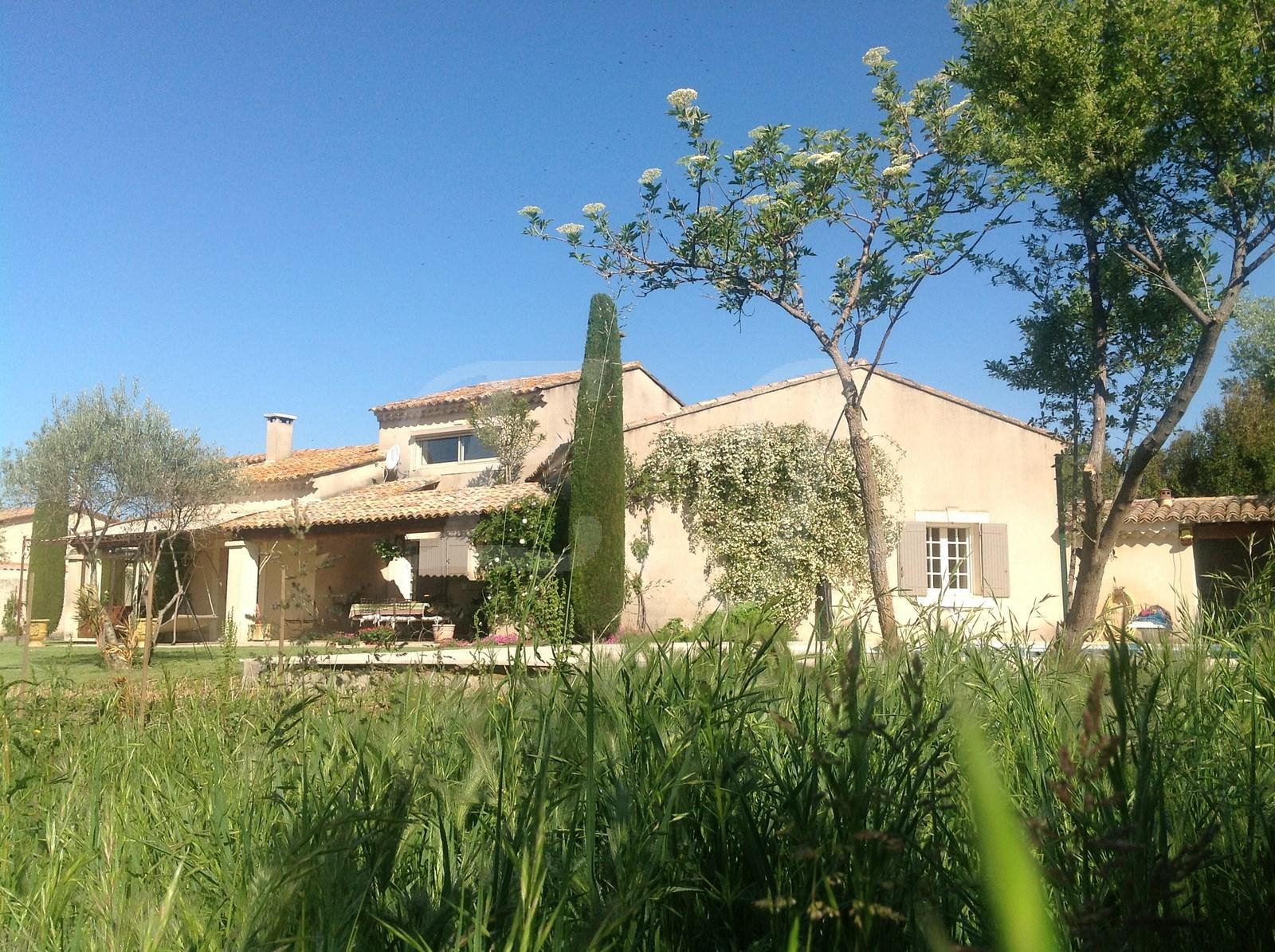 Maison moderne sans vis-à-vis à vendre Cavaillon - L\'Escale Immobilière
