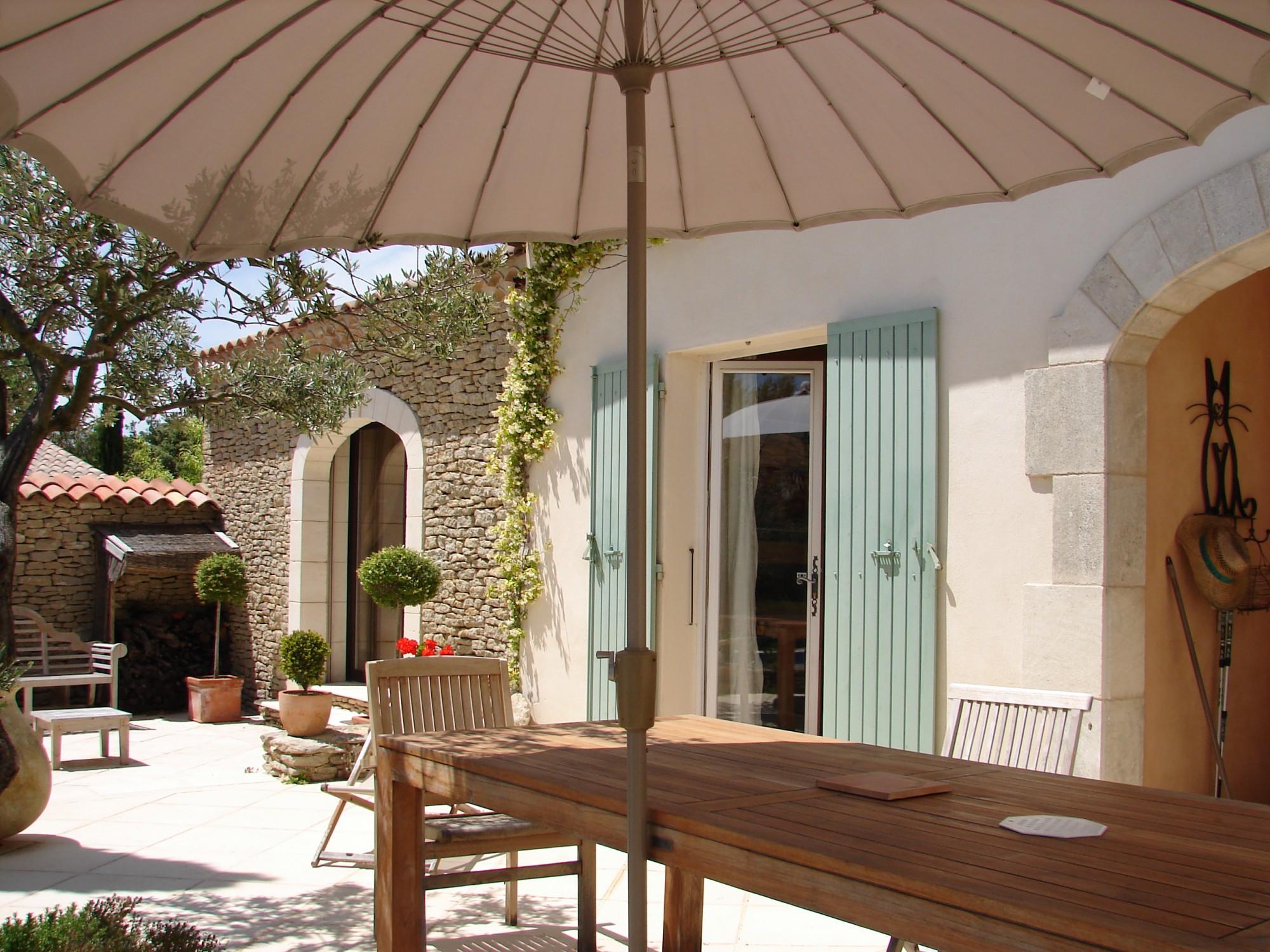 Ventes maison t5 f5 cabri res d 39 avignon environnement for Vente maison appartement