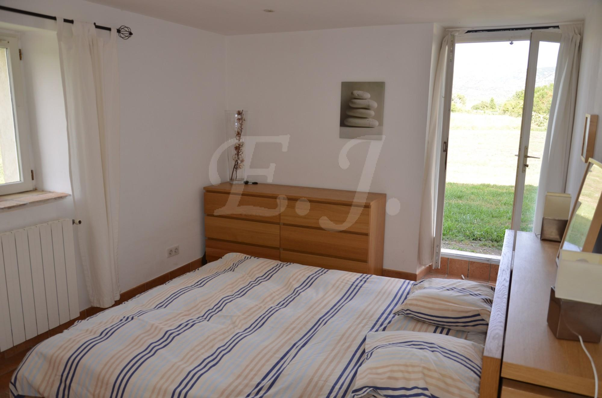 Immobilier cheval blanc 84