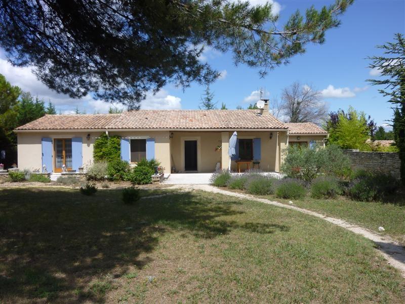 Ventes Lacoste Vaucluse villa de plain pied 150 m² 3 chambres garage ...
