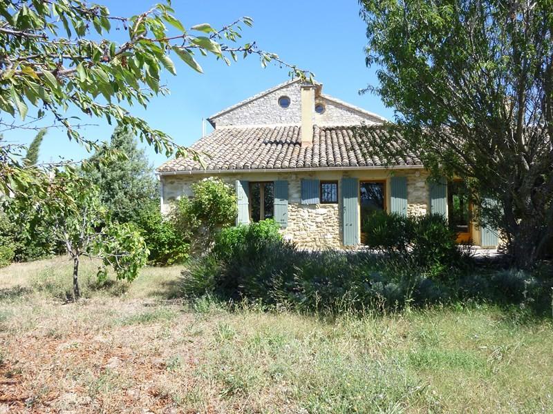 Ventes opp de mas de hameau en pierre en campagne avec for Maison avec cour interieure
