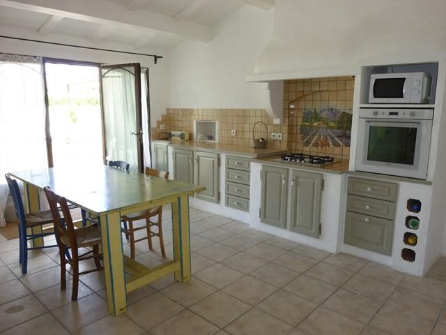 Ventes vendu maubec maison de plain pied avec jardin for Vente maison avec atelier