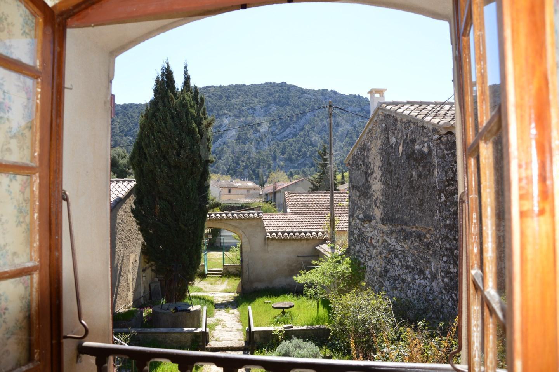 A vendre maison avec vue sur le Luberon