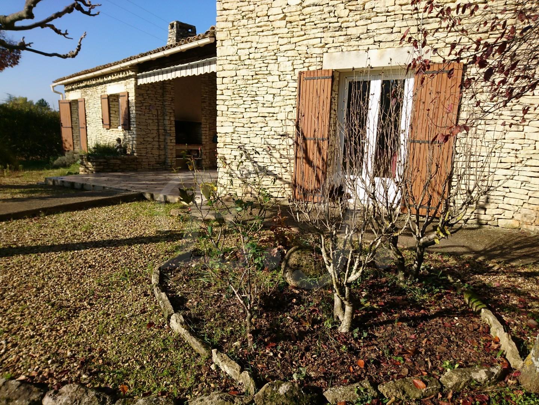 Maison en pierre à vendre 84220