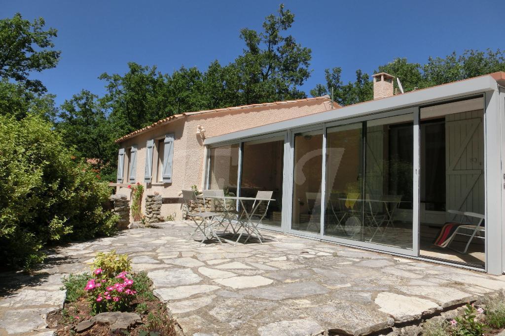 Ventes villa t4 f4 menerbes maison de plain pied avec 3 for Prix piscine 9x5