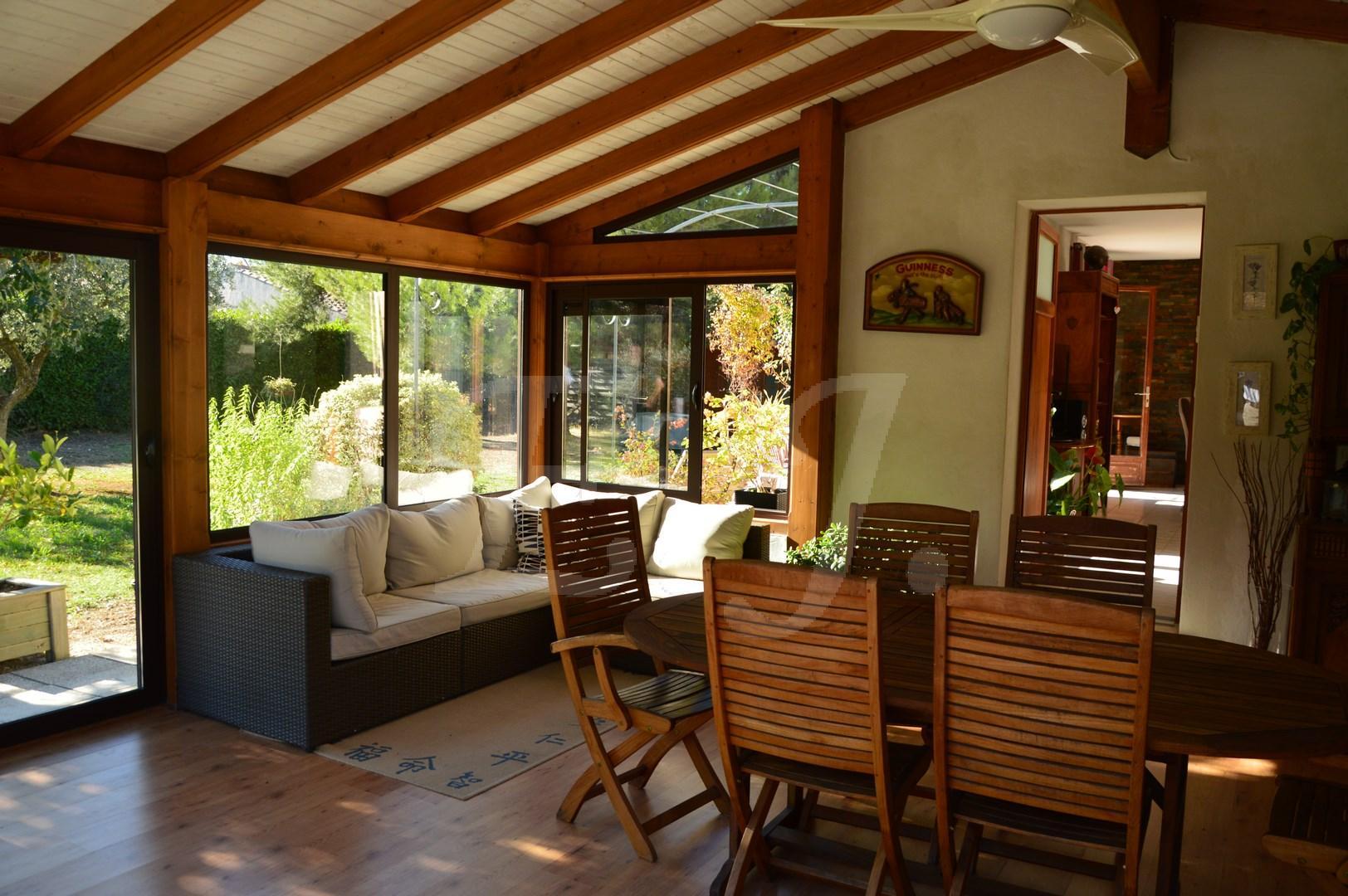 Vente Maison  T5 Cheval Blanc Au calme avec jardin et vue Luberon
