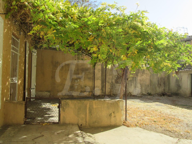 Vente Maison  Cavaillon 4 pièces avec terrasse proche centre ville