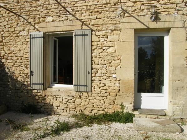 Au pied du Luberon à Cabrières d'Avignon