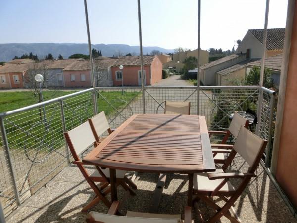 Appartement avec terrasse à Cheval Blanc