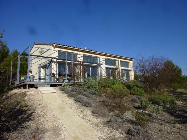 Escale immobiliere vente maison Luberon 84