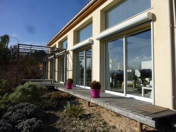 Vente maison en bois ecologique Luberon