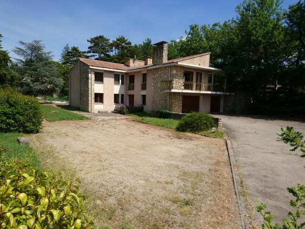 Vente Maison  APT avec travaux, terrain, vue et garage