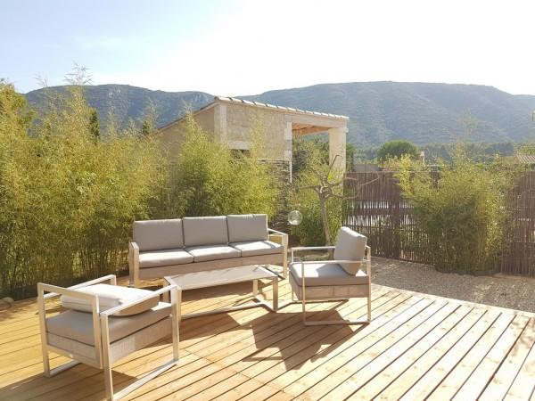 Vente Maison  Maubec 3 chambres jardin et proche village