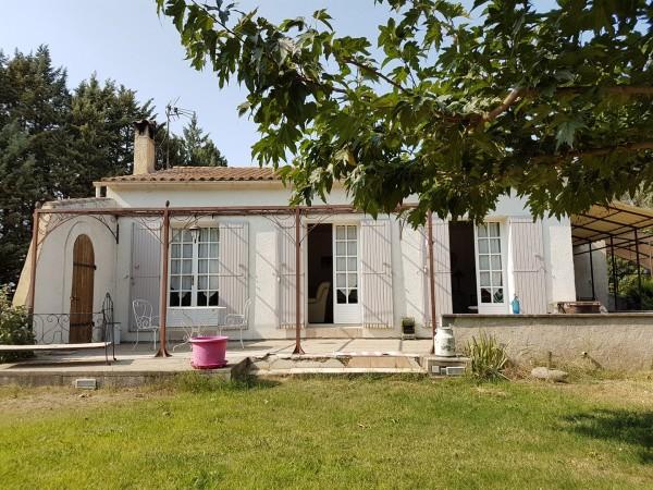 Vente Maison  Maubec au calme sur terrain en campagne et vue Luberon