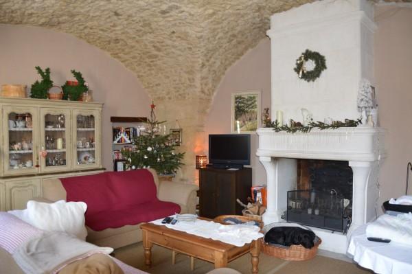 Vente Maison  Cheval Blanc viager libre en pierre avec du caractère rénové jardin avec garage et atelier