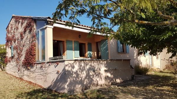 Vente Maison  Saint Pantaleon 4 pièces au calme avec jardin