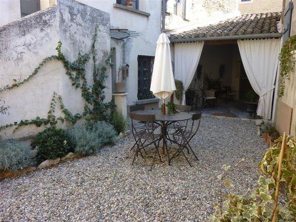 Ventes Maison De Village Sur 3 Niveaux Cabri Res D 39 Avignon Avec Cour Int Rieure Maison Et