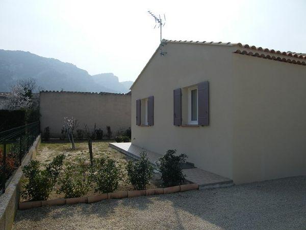 Ventes a robion maison basse consommation garage jardin - Maison basse consommation ...
