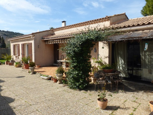 A vendre villa de plain-pied Cavaillon