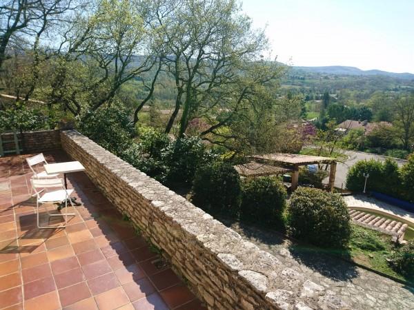 Vente maison avec vue Luberon